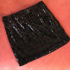 3/$20! Xhilaration sequin miniskirt
